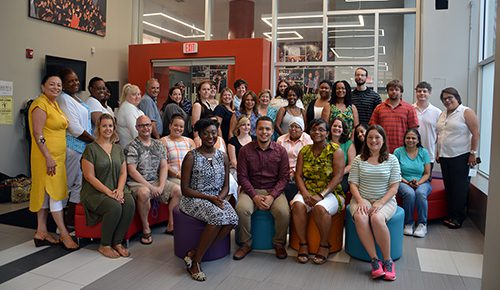 Rutgers-Camden Teacher Development and Performance Institute for Mathematics